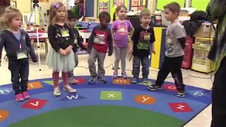 Reindeer Pokey (Kids Demo)