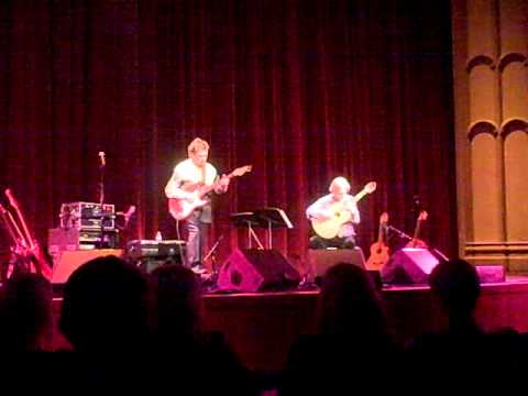 Andy Summers and Ben Verdery Live!
