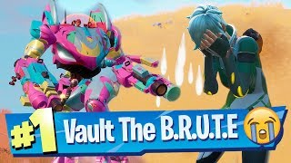 I hate the BRUTE Mech now and here's why.. - Fortnite Battle Royale