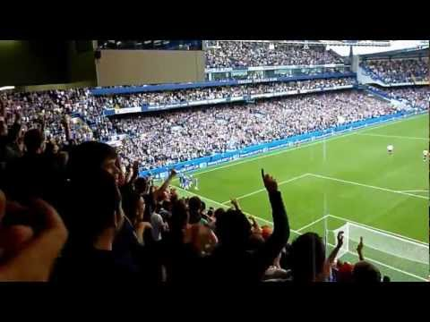 Chelsea vs Newcastle 2-0 Torres goal Hazard Assist 25.8.2012 - Goal by Torres assist by Eden Hazard