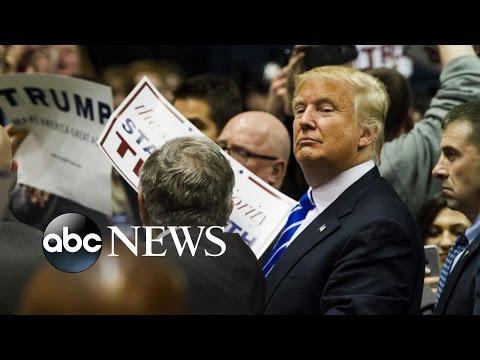 Cruz and Trump Vie for New York Votes