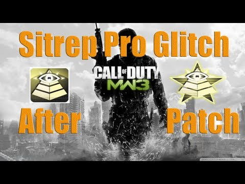 Easy Sitrep Pro Glitch After Patch (Modern Warfare 3 Glitch / Voice Tutorial)