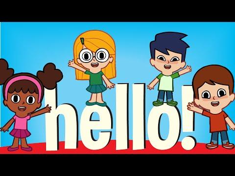 Hello! | Super Simple Songs