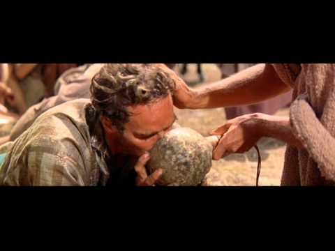 Jesus the Water of Life - Powerful Scene from Ben-Hur HD