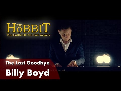 Billy Boyd - The Last Goodbye | Hobbit Music (Piano Cover by Mr. Pianoman)