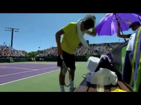 Bernard Tomic Requests Father Be Ejected At Sony Ericsson Open (Why Parent Should Coach Their Kids)