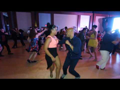 Ike & Dapo with Geishy - BiG Salsa Fest