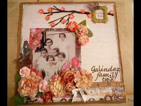 Family Tree layout
