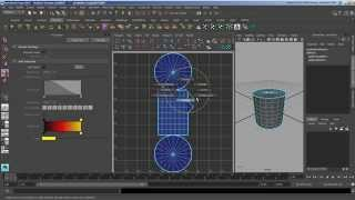 Selecting and Unfolding UVs in Maya's UV Texture Editor