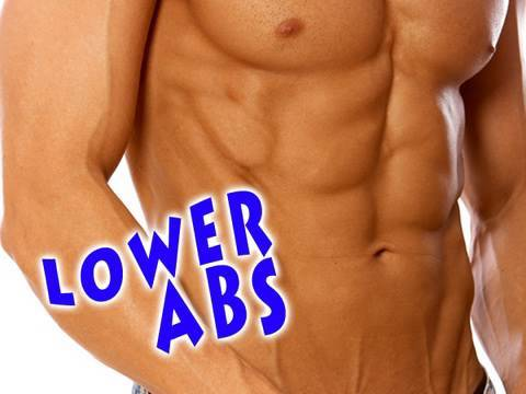"The Best Exercise for ""LOWER"" ABS & FAT LOSS"