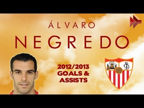 Álvaro NEGREDO - Goals and Skills | Welcome to Man City | 2012/2013 | HD