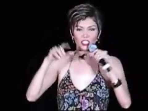 Kaye brosas impersonates famous singers(local and international)