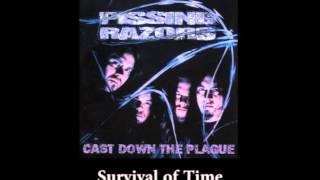 Watch Pissing Razors Cast Down The Plague video