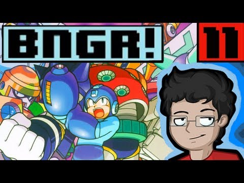 Megaman 8 Review - BNGR!