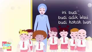 Terima Kasih Guruku (Guruku Tersayang) | Diva bernyanyi | Lagu Anak Indonesia