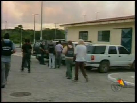 Caso de Polícia: Acusados de crime em Queimadas são transferidos para presídio em Jacarapé