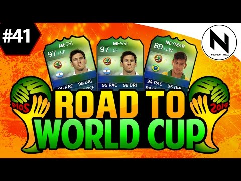 BAD. TIMES.  !! FIFA 14 Ultimate Team - Road to World Cup 41