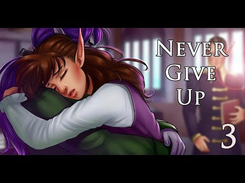 Never give up!   ЛЮБОПЫТНАЯ ПЕЧЕНЬКА   3 серия