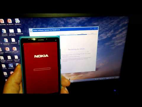 Nokia Lumia 920/1020 Stuck Gears Fix
