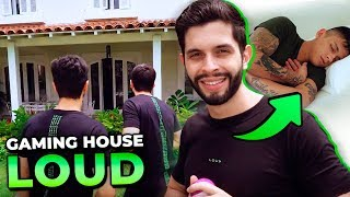 LOUD GAMING HOUSE?!? NOSSO PRÓXIMO SONHO!!!