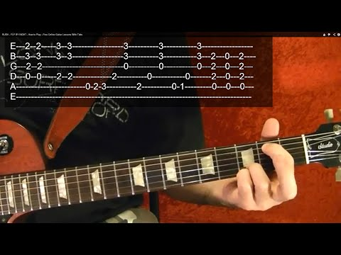 EASY!! STAIRWAY TO HEAVEN Lesson ( Part 2 of 2 ) With Tabs