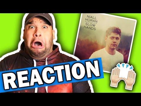 Niall Horan - Slow Hands [REACTION]