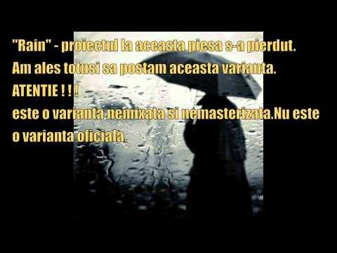 Sonerie telefon » Nicky YaYa – Rain (Varianta nemixata,nemasterizata,NEOFICIALA)