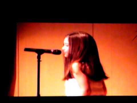 Presley singing Proud Mary Miss Kentucky Preteen America Talent Tina Turner