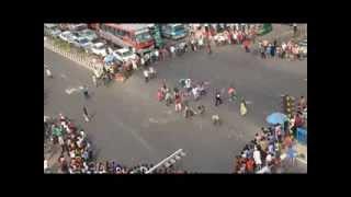 ICC World Twenty20 Bangladesh 2014   Flash Mob, Southeast University