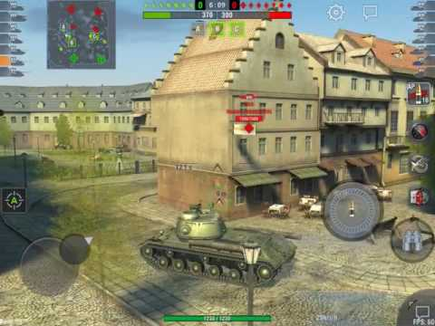 World of tanks blitz VIDEO EXCLUSIVE SUR (IS-2) Tiers 7