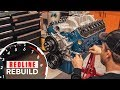 Ford 289 V-8 engine rebuilt from basic to bruiser | Redline Rebuild #9 MP3