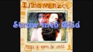 Watch Idina Menzel Straw Into Gold video