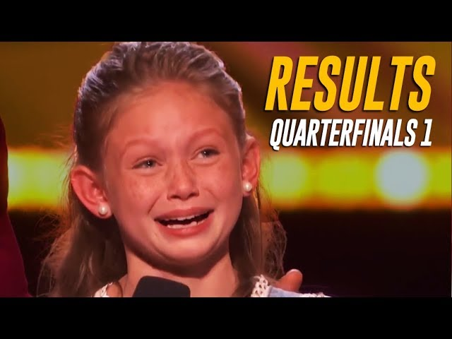 RESULTS: America Votes 7 Acts Through! Did YOUR Faves Make It?   America's Got Talent 2019 thumbnail