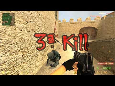Counter Strike Source - El Carrete de México (frag show).