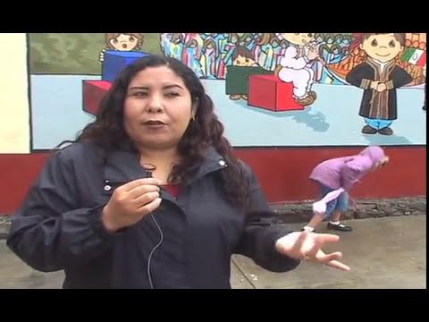 Sismo deja inservible escuela de Coacalco