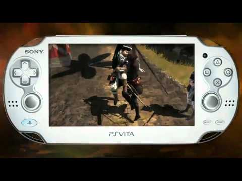 E3 2012 Trailers - Assassin's Creed 3 Liberation 'e3 Debut Trailer' Sony E3 2012 Press Conference (Girl)