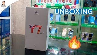 جديد : إليك مواصفات و سعر هاتف (Huawei Y7 Pro (2018 في الأسواق الجزائرية + فتح العلبة 🔥🔥