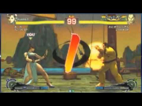 2011-02-27 SSF4 AE NSB(Nagoya Street Battle)21 USTREAM B Part1