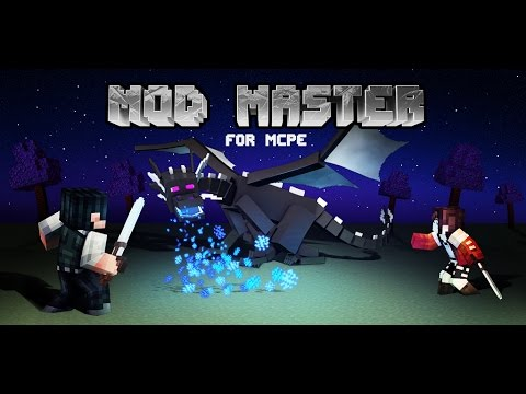 MOD-MASTER for Minecraft PE (Pocket Edition) Free APK Cover
