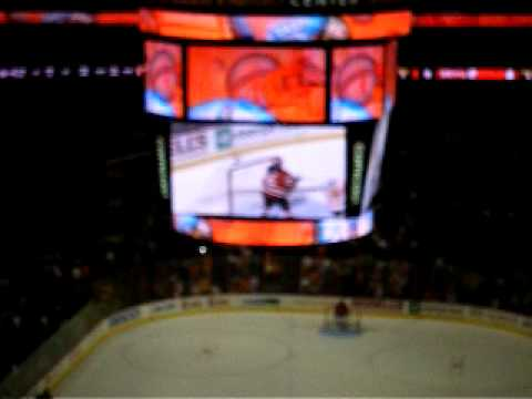 Flyers Goal Jeff Carter