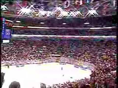 Carolina Hurricanes Game 7 called by Chuck Kaiton