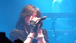 Joe Lynn Turner Rising Force live Barcelona 2015