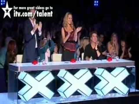 Britain's Got Talent. Janey Cutler - Britain's Got Talent 2010 - Auditions Week 4 Music Videos