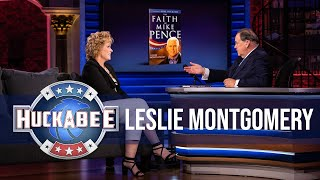 quotAfter The Showquot The FAITH Of Vice President Mike Pence With Leslie Montgomery  Huckabee