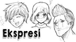 download lagu Belajar Gambar  4 Ekspresi gratis