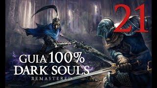 Dark Souls Remastered GUIA 100% (Español) - 21 New Londo + 4 Kings