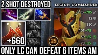 Only LC Who Can Defeat 6Slots Godlike Anti Mage | Non-Stop 8 Seconds Duel + 660 DMG 2 Hits Destroyed