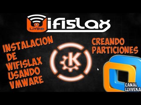 Wifislax - Instalando y Particionando  | Canal LuiVeka ツ
