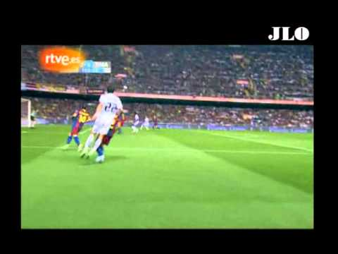 Resumen final de Copa FC Barcelona 0-1 Real Madrid