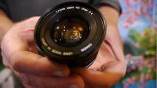 Canon FD 17mm f/4 FD  Lens